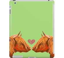 Cow Love iPad Case/Skin