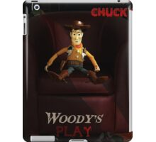 Toy Story Woody Chucky  iPad Case/Skin