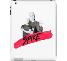 Spike (James Marsters) iPad Case/Skin