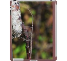 Stick insect Phasme story  7  (c)(t) by Olao-Olavia / Okaio Créations fz 1000 iPad Case/Skin