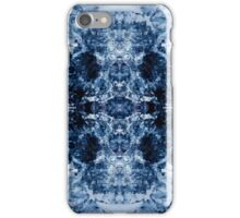 Abstract watercolor ornament iPhone Case/Skin