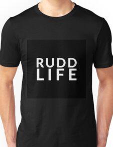 RUDD LIFE Paul Rudd - black Unisex T-Shirt