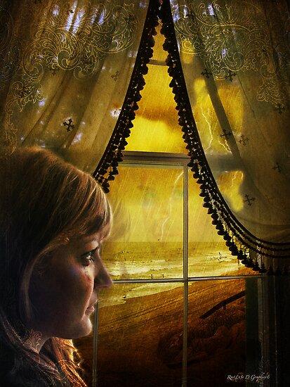 I Listen to the Rain by Rhonda Strickland
