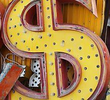 Dollar Sign by Steve Lovegrove