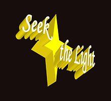 Seek the Light by bibleschlmerch