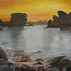 In the stillness by Christina Herbert