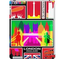 LONDON ENGLAND iPad Case/Skin