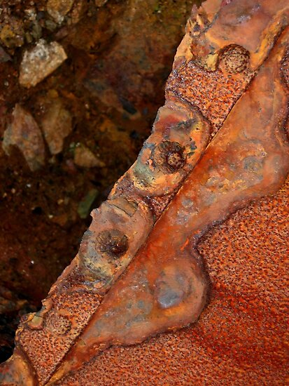 Rust 1 by Natalie Broome