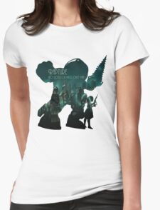 No gods or Kings, only MAN Womens Fitted T-Shirt