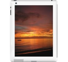 Philippine Sunset 2 iPad Case/Skin
