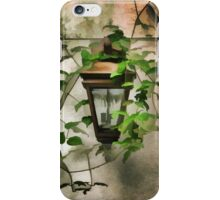 Lantern on the Wall iPhone Case/Skin