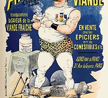 Les Affiches Illustrees 1886 1895 Ouvrage Orne de 64 Ernest Maindron Jules Cheret 1896 0175 Armour and Company by wetdryvac