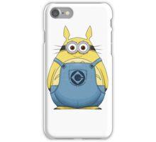 Minion Totoro iPhone Case/Skin