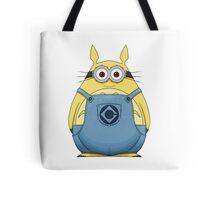 Minion Totoro Tote Bag