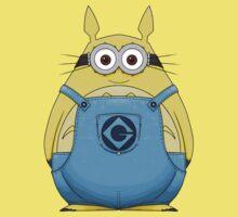 Minion Totoro Kids Clothes