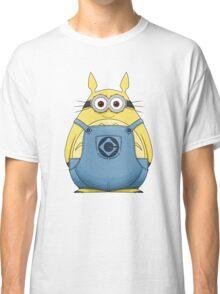 Minion Totoro Classic T-Shirt
