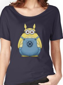 Minion Totoro Women's Relaxed Fit T-Shirt