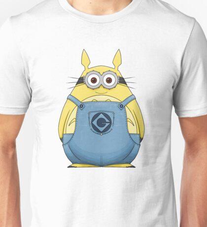 Minion Totoro Unisex T-Shirt