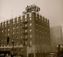 El Cortez Hotel by tracyallenreedy