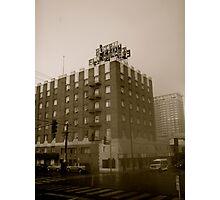 El Cortez Hotel Photographic Print