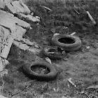 Tires by Christina Apelseth