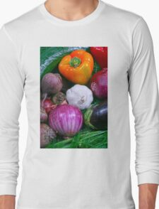 Food Long Sleeve T-Shirt