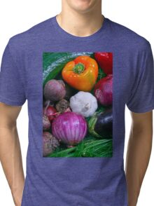 Food Tri-blend T-Shirt