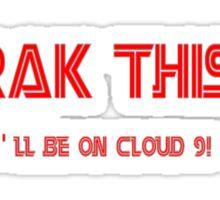Frak This Sticker