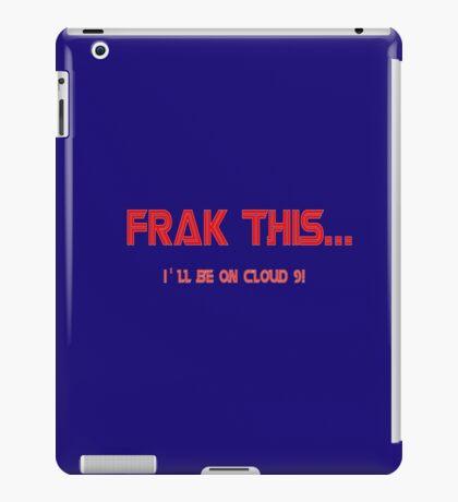 Frak This iPad Case/Skin