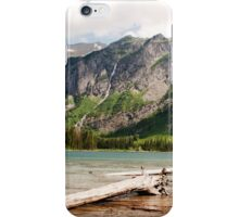 Avalanche Lake iPhone Case/Skin