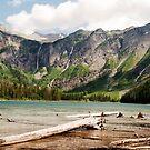 Avalanche Lake by Caleb Ward