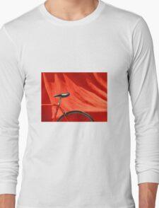 Red Bike Long Sleeve T-Shirt