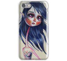 Elfling Study :: Cobalt iPhone Case/Skin