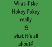 """Oh the Hokey Pokey"" by Sherene Clow"