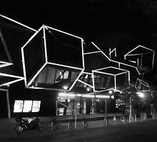 Cubism - Melbourne Recital Centre by TonyCrehan