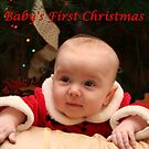 Baby&#x27;s First Christmas by DebbieCHayes