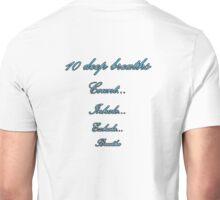10 breaths Unisex T-Shirt