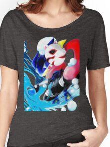 Pokemon Anbu Greninja  Women's Relaxed Fit T-Shirt