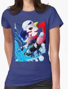 Pokemon Anbu Greninja  Womens Fitted T-Shirt