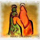 Christmas Card #1 by Esperanza Gallego