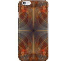 Alien art nouveau iPhone Case/Skin
