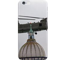 Chinook at the Eastbourne Airbourne show 2015 iPhone Case/Skin