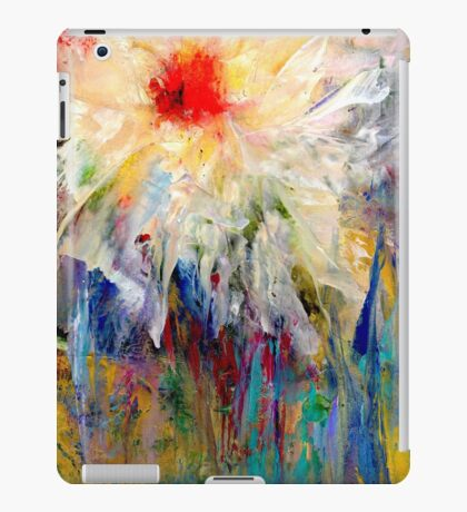 Gradiflora Abstract Study iPad Case/Skin