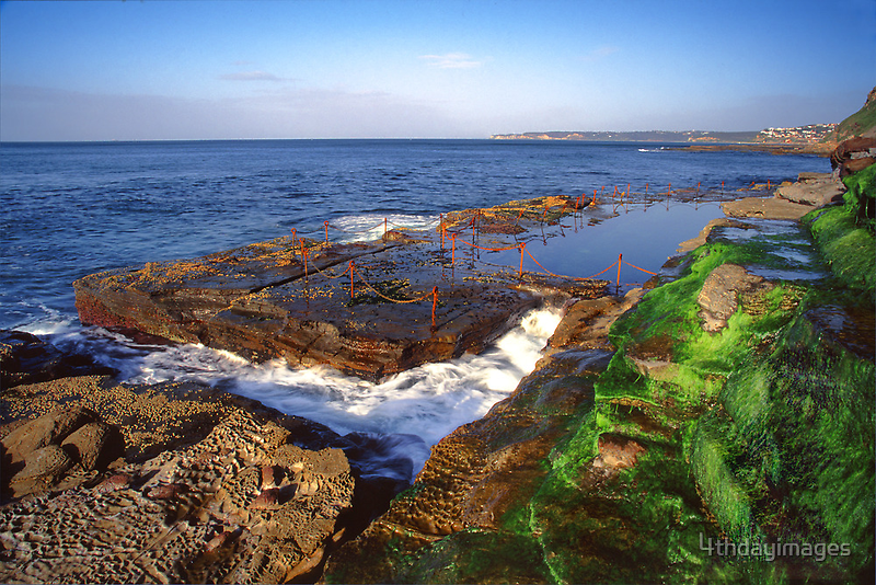 Bogey Hole Newcastle by 4thdayimages