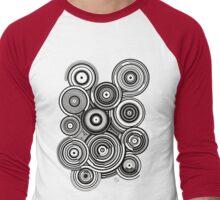 EP. DANCE WITH VINYL Men's Baseball ¾ T-Shirt