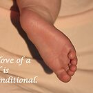 A Child&#x27;s Love is Unconditional by DebbieCHayes