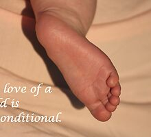 A Child's Love is Unconditional by DebbieCHayes