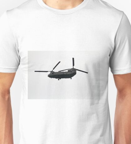 Chinook at the Eastbourne Airbourne show 2015 Unisex T-Shirt