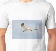 grace, gannet, Saltee Island, County Wexford, Ireland Unisex T-Shirt