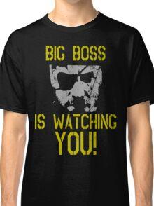 Big Boss Is Watching You! Classic T-Shirt
